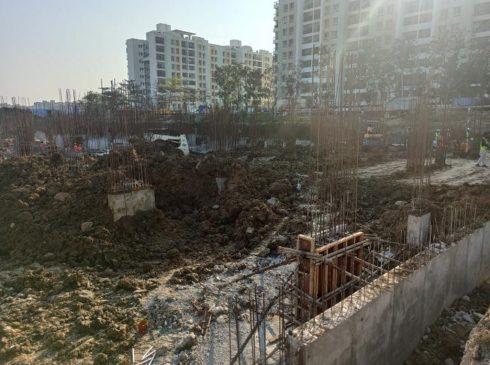 Casagrand First City Site Progress 23 - February 2021