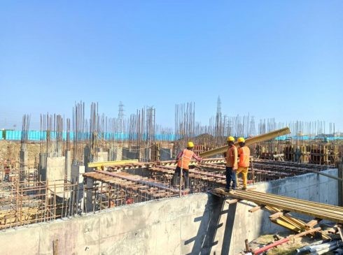 Casagrand First City Site Progress 14 - March 2021