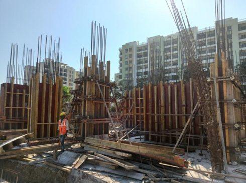 Casagrand First City Site Progress 15 - March 2021