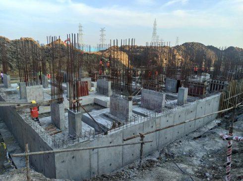 Casagrand First City Site Progress 39 - February 2021