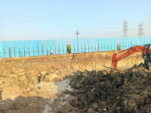 Casagrand First City Site Progress 11 - February 2021