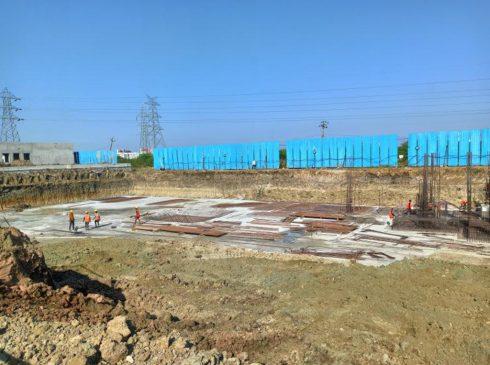 Casagrand First City Site Progress 2 - March 2021
