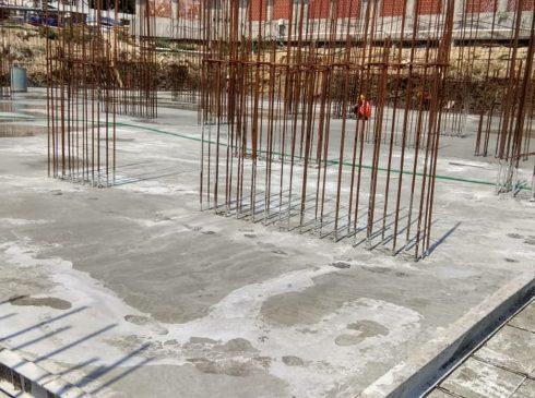 Casagrand First City Site Progress 7 - February 2021