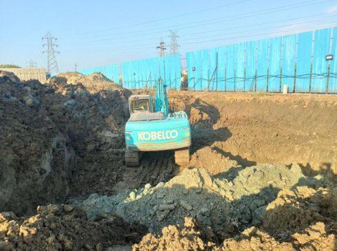 Casagrand First City Site Progress 26 - February 2021