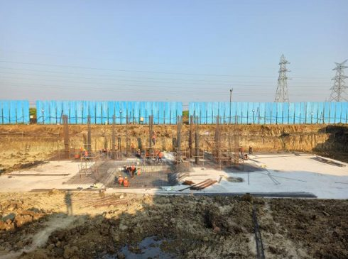 Casagrand First City Site Progress 13 - February 2021