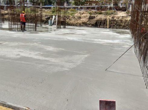 Casagrand First City Site Progress 9 - February 2021