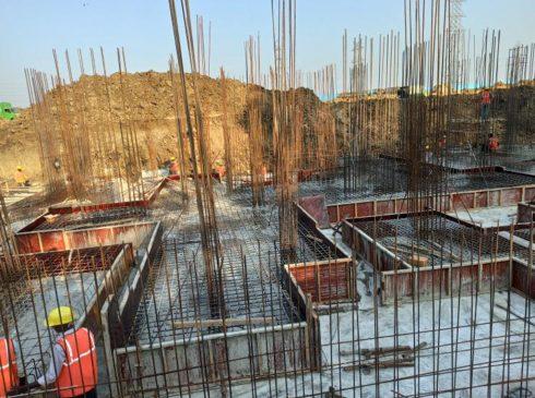 Casagrand First City Site Progress 15 - February 2021