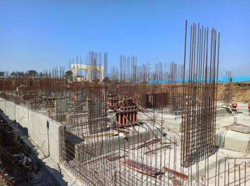 Casagrand First City Site Progress 6 - March 2021