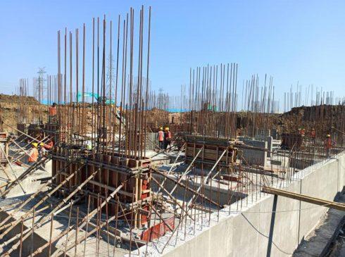 Casagrand First City Site Progress 7 - March 2021