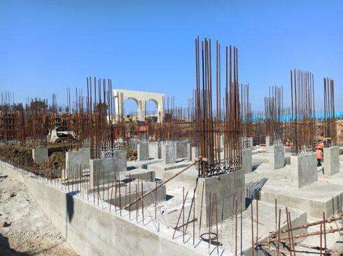 Casagrand First City Site Progress 9 - March 2021