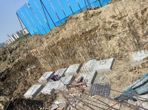 Casagrand First City Site Progress 18 - April 2021