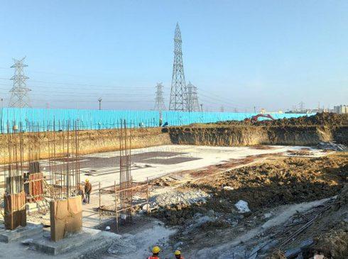 Casagrand First City Site Progress 15 - April 2021