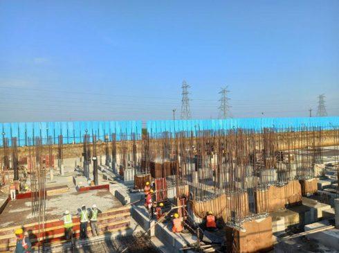 Casagrand First City Site Progress 13 - April 2021