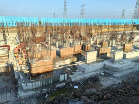 Casagrand First City Site Progress 12 - April 2021