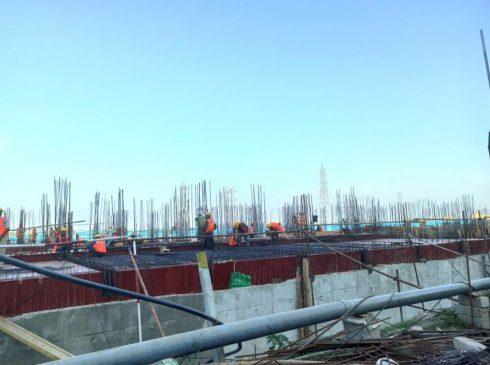 Casagrand First City Site Progress 6 - April 2021