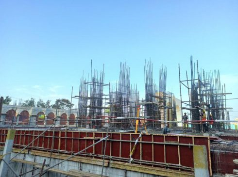 Casagrand First City Site Progress 2 - April 2021