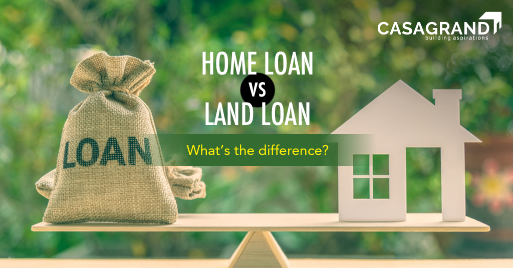 Home Loan Vs Land Loan: What's the difference?