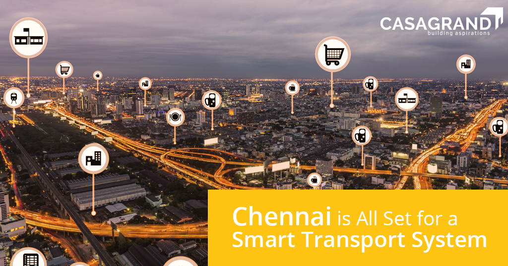 Chennai is All Set for a Smart Transport System