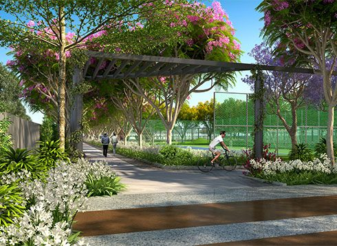 Casagrand First City Amenities - Play Area View