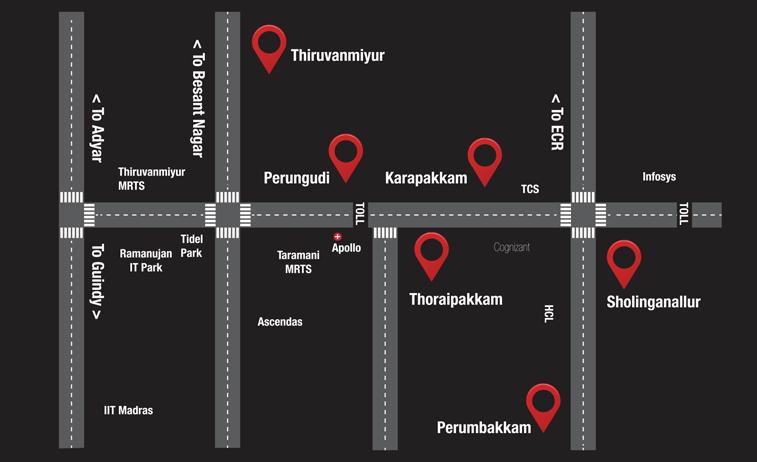 Location Advantages