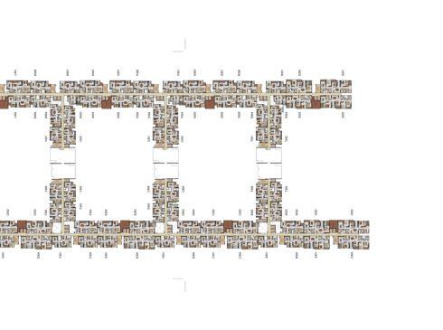 Casagrand First City - Third Floor Plan