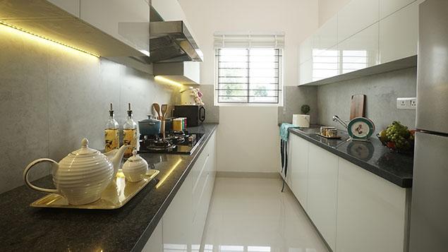 3 BHK Kitchen