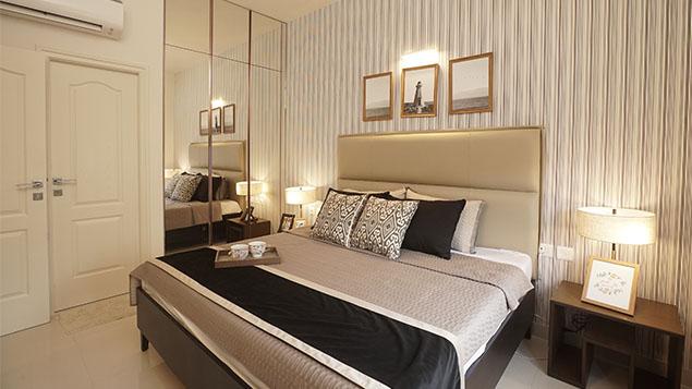 2 BHK Bedroom