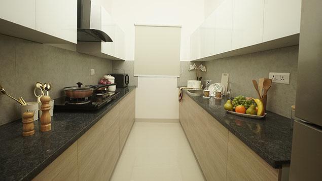 2 BHK Kitchen
