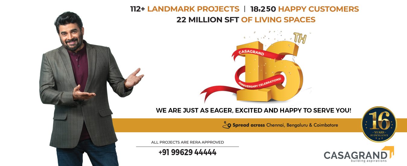 112+ Landmark Projects