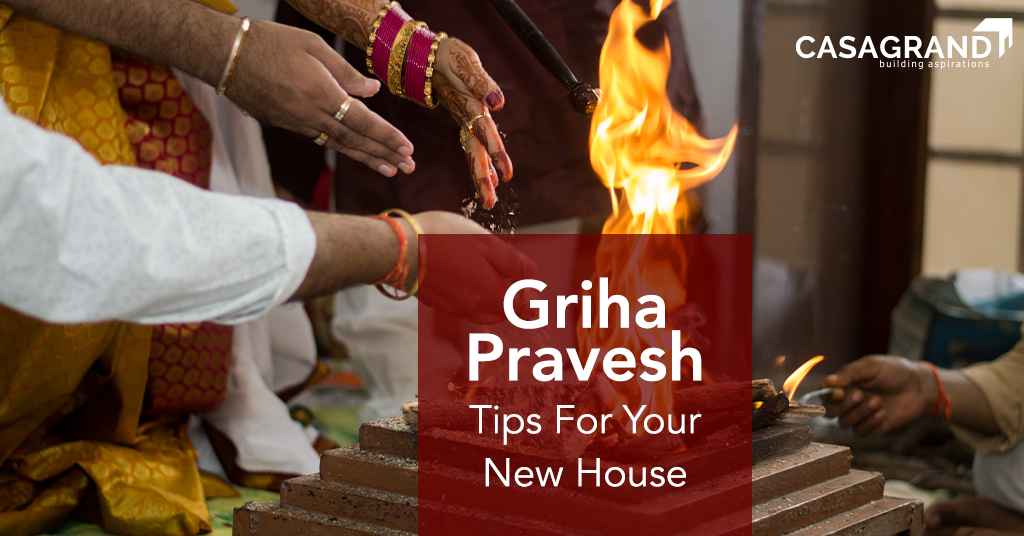 Griha Pravesh Tips for Your New House