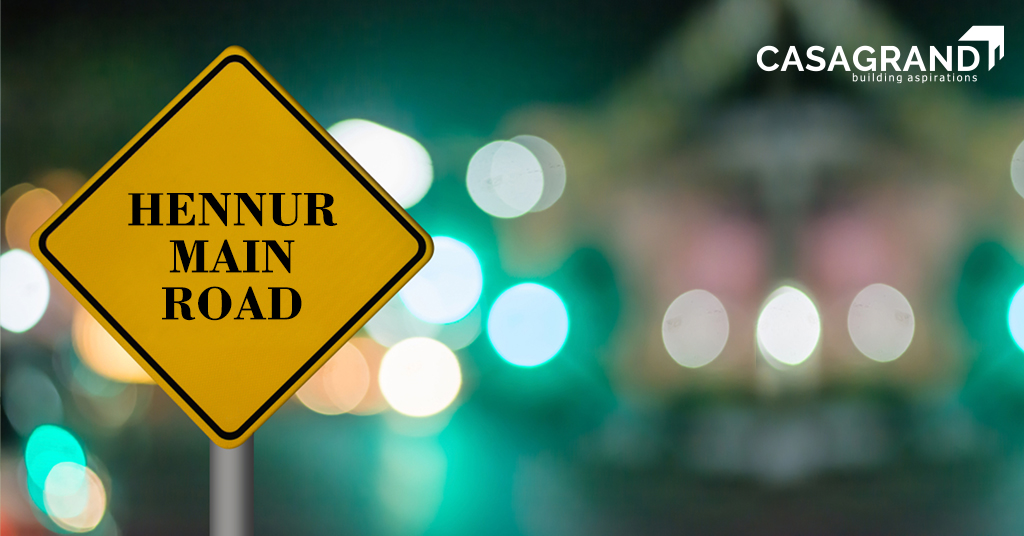 Hennur Main Road – Best Place For Real Estate Investment In Bangalore