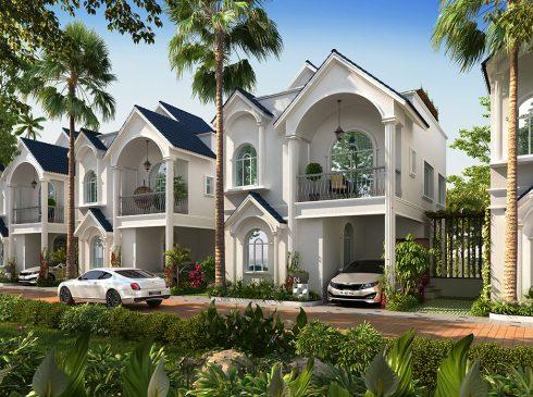 Villa A South Facing